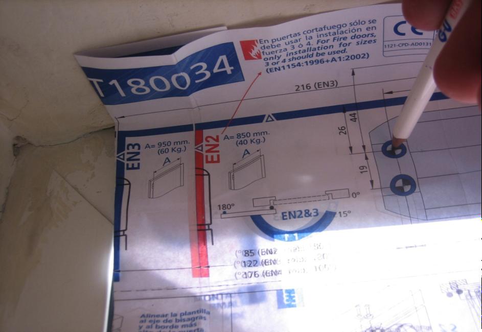 Инструкция по монтажу TESA CT 1800