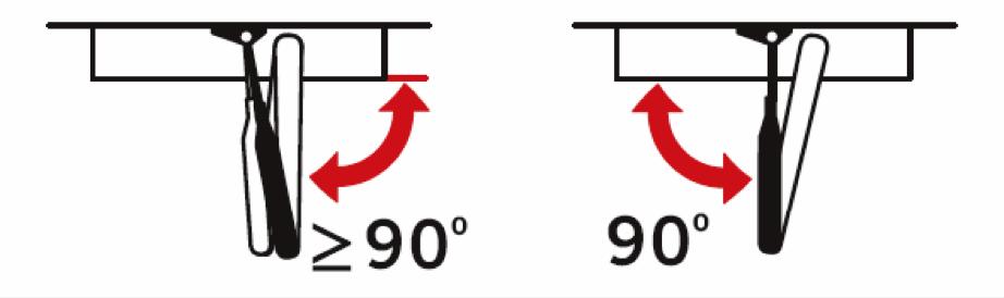 Монтаж доводчика с фукцией дохлопа